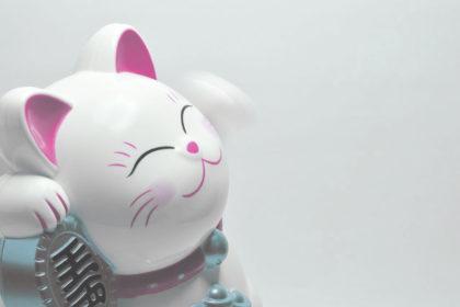 Maneki Neko - Gato de la suerte